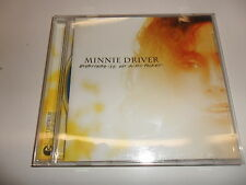 CD  Minnie Driver - Everything I`ve Got In My Pocket