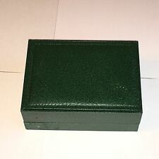 Genuine Vintage Rolex Leather Watch Box 68.00.2 Swiss Made