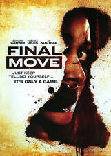 Final Move (DVD, 2013) New Sealed, Widescreen, Not Rated