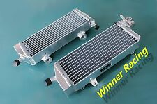 Fit KTM 250/350/450/505 SXF/SX-F/SXS-F/XC-F 2007-2015 BRACED radiator RIGHT+LEFT