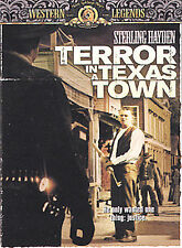 Terror in a Texas Town (DVD, 1958, WS) Ships for FREE! RARE & Out of Print!!
