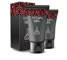 TITAN Gel SEX MEL Increase Penis Size Delayed Premature Ejaculation