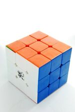 US Dayan Zhanchi 50mm 3x3 Speed Cube Magic Puzzle Stickerless Fashion Brain Toys
