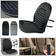 1 Pcs Black Car Interior Space Memory Foam Seats Pat Reduces Back Aches Cushion