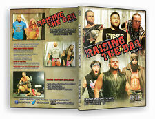 Official ROH Ring of Honor Raising The Bar 2014 Night One Event DVD