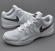 B3 Nike Zoom Vapor 9.5 Tour QS Bianco Nero UK 6.5 EU 40.5 scarpa da tennis 812937-101