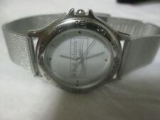 Vintage Sweda Watch Bell Atlantic Advertising Stainless steel Mens works