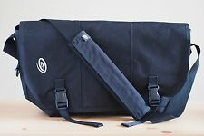 NEW Timbuk2 Classic Padded Laptop Computer Messenger Bag Medium Black Shoulder