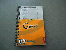 Neverwinter Nights Gold Spiral Game Guide Book
