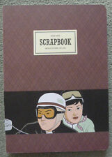 SCRAPBOOK 1990-2004.ADRIAN TOMINE..DRAWN & QUARTERLY 2004 1ST PRINT..OPTIC NERVE