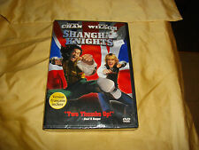 Shanghai Knights (DVD, 2003) region 1 english and french