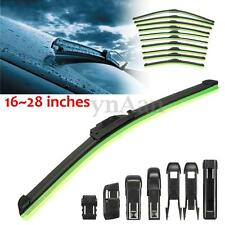 "16/17/18/19/20/21/22/24/26/28"" Universal Car Front Windshield Rubber Wiper Blade"