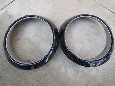Porsche 911 Headlight Rings
