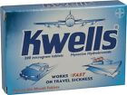 Kwells Travel Sickness 12 Tablets Melt in the Mouth
