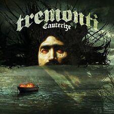 TREMONTI - CAUTERIZE (Digipak) (CD) Sealed