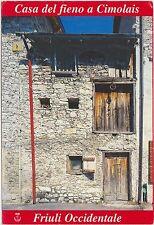 CASA DEL FIENO A CIMOLAIS (PORDENONE)
