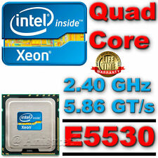 INTEL XEON QUAD CORE PROCESSOR E5530 2.40GHZ 8MB SMART CACHE - SLBF7