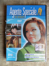 Agente Speciale The Avengers n.6 DVD editoriale