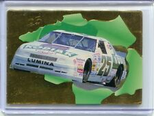 1994 Action Packed Ken Schrader #25 Hendrick Motorsports Kodiak Gold #49 NM Cond