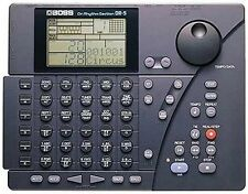 BOSS DR-5 DR. RHYTHM DRUM MACHINE & POWER SUPPLY