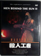 MEN BEHIND THE SUN 2 - Godfrey Ho DVD OOP