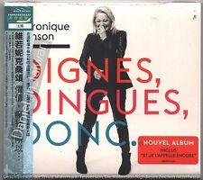 TAIWAN OBI CD Veronique Sanson: Dignes Dingues Donc (2016) SEALED