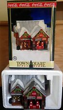 COCA COLA TOWN SQUARE BUILDING - TOMMY'S SERVICE STATION - 1998 - RETIRED - NEW