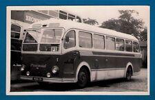 Provincial Photo ~ Gosport & Fareham 55: MAX131: 1954 Red & White ECW Bristol LS