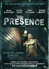 The Presence (DVD) Mira Sorvino, Justin Kirk, Tony Curran NEW