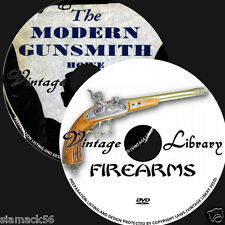 Modern Gunsmith + Catalog 84 Books Firearms Guns Pistols Rifles Repair Shooting