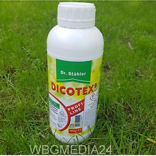 Dr. Stähler Dicotex Unkrautvernichter für Rasenflächen Inh. 1 Liter, Profi Rasen