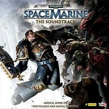 Warhammer 40000: Space Marine The Soundtrack [CD New]