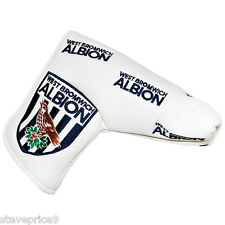 NEW WEST BROM FC GOLF BLADE PUTTER COVER + MARKER