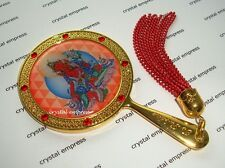 Feng Shui - 2016 Red Tara Mirror for Authority and Control
