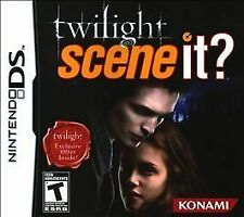 Scene It: Twilight / Game Video Game