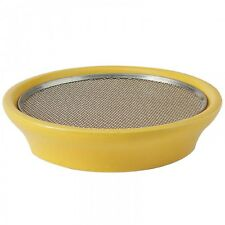 Watercress Sieve Cress Strainer Seeds Germination Sprouter 4.70inch(12cm) yellow