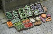Reality In Scale 1:35 Food Supplies 1 Resin Diorama Detail (19parts) #35164