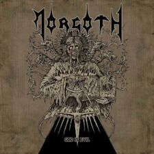 "Morgoth ""God Is Evil"" CLEAR EP [LEGENDARY OLD SCHOOL DEATH METAL FROM GERMANY]"