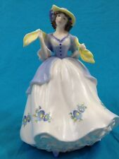 "Royal Worcester Compton & Woodhouse 1995 Sweet Daisy Bone China Figurine ""Posy"""
