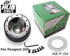 STEERING WHEEL HUB BOSS KIT ADAPTER P206 fits PEUGEOT 206