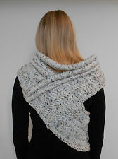 New Katniss Fire Cowl Sz XS Catching, Hunger Scarf Sweater, Infinity Games!