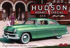 Moebius 1/25 1954 Hudson Hornet Special PLASTIC MODEL KIT 1214