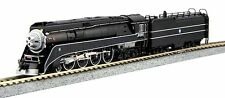 KATO 1260312 N Scale 4-8-4 GS-4 STEAM LOCO BNSF Black Excursion #4449 126-0312