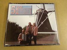 2-CD BOX / DE VRIJBUITERS - 5 JAAR