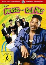 DER PRINZ VON BEL-AIR, Staffel 1 (Will Smith) 5 DVDs NEU+OVP