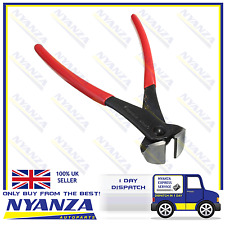"END CUTTERS PLIERS 7"" NIPPERS 7 INCH 180MM STEEL WIRE PINCHER CUTTING"