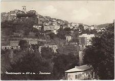 MONTECOMPATRI - PANORAMA (ROMA) 1960