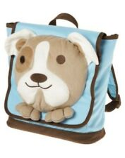 GYMBOREE BLUE PUPPY DOG PLUSH TODDLER BACKPACK NWT