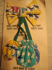 Keepit Coin Keeper Vintage Offering Coins Bus Fare School Money Love Note