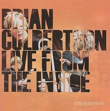 BRIAN CULBERTSON - LIVE FROM THE INSIDE (DLX ED) - CD/DVD